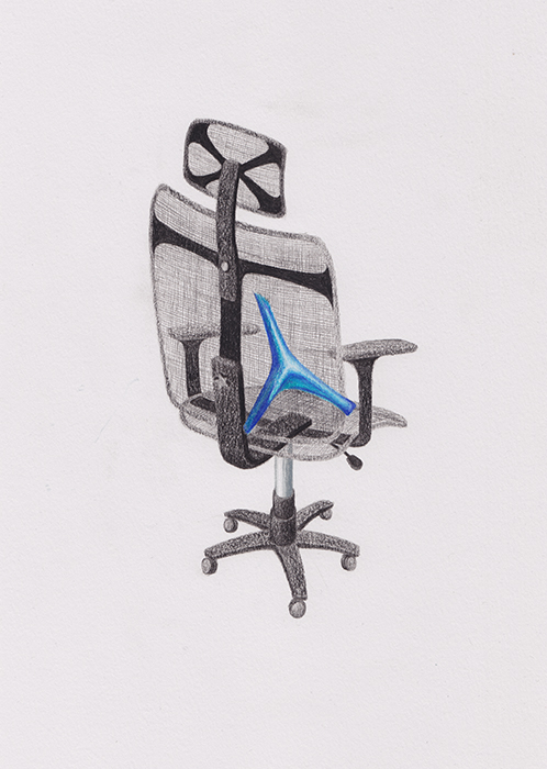 Ergo-chair